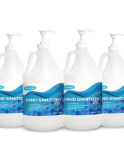 Alcohol Hand Sanitizer LIQUID 4 gallons